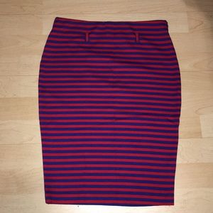 Charlotte Russe bodycon pencil skirt